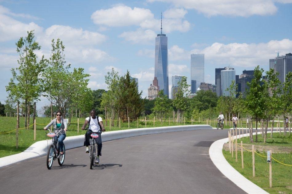 Car Rental Manhattan >> Biking | Governors Island