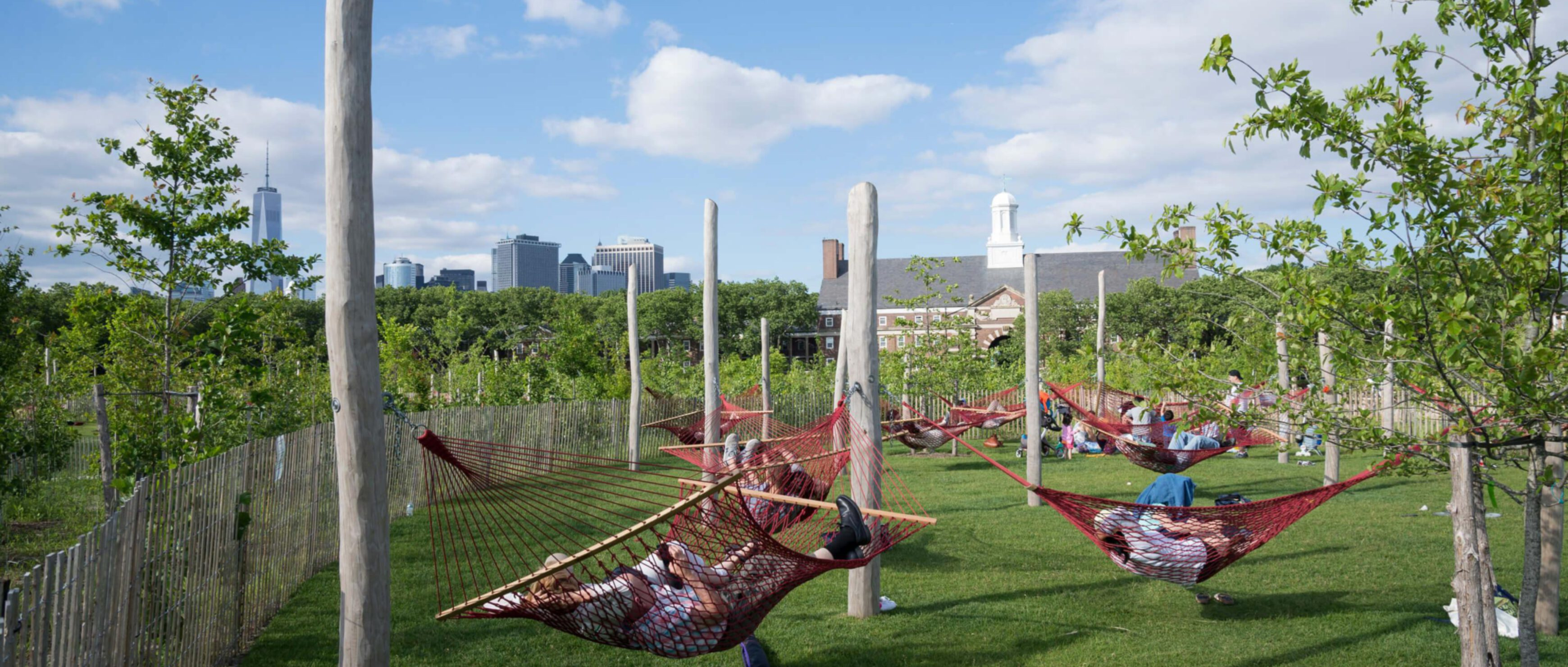 Governors Island National Park